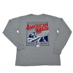 American Made Long Sleeve Tee